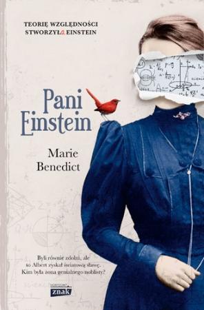 """Pani Einstein"" Marie Benedict – recenzja"