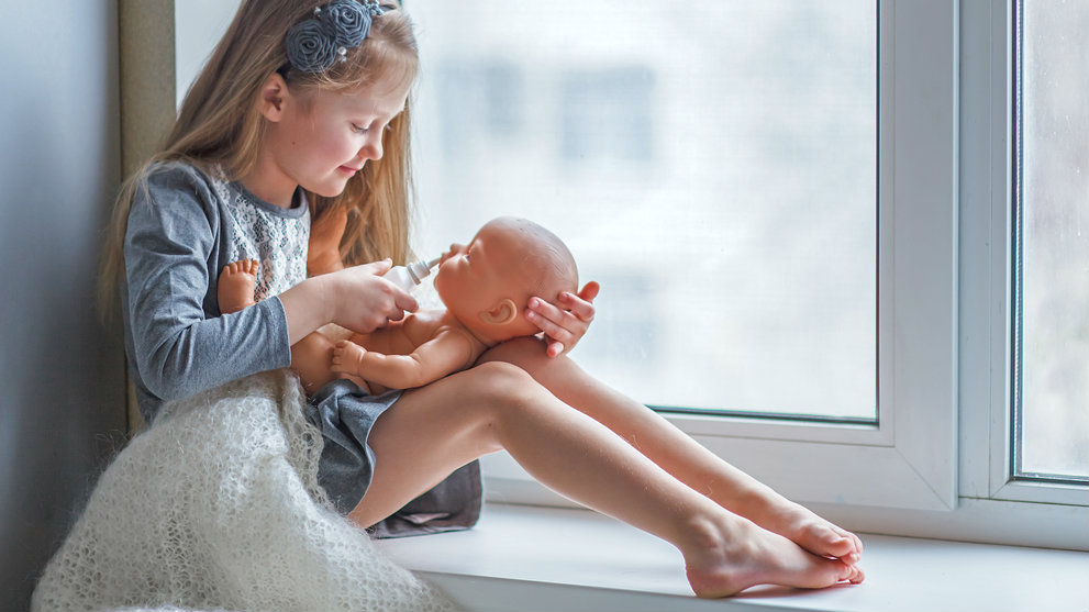Zaopiekuj się mną – propozycje zabawek wymagających opieki ze strony dziecka