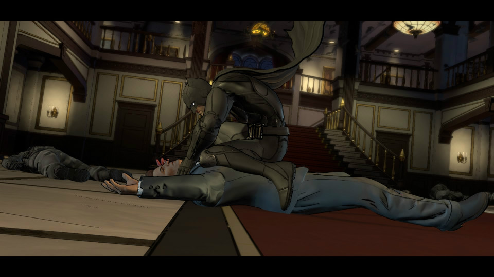 """Batman: The Telltale Series"" – recenzja gry"