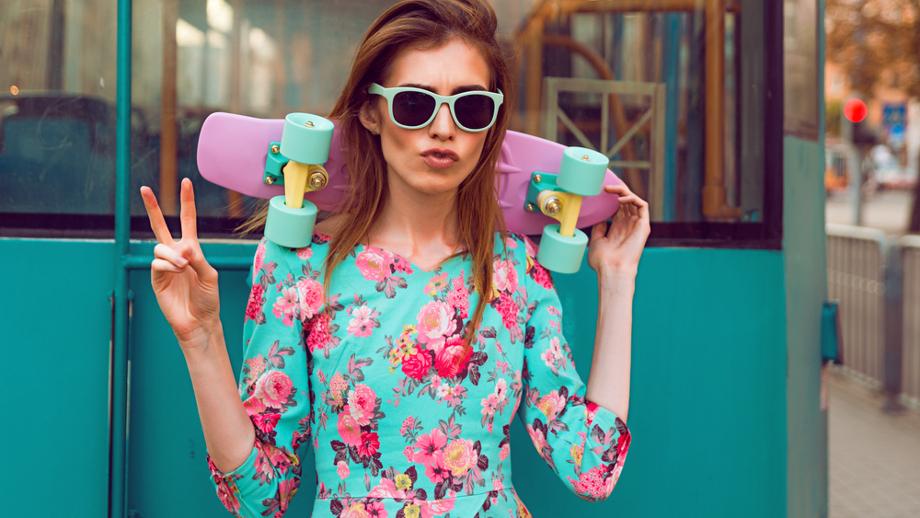 Najmodniejsze sukienki w kwiaty na wiosnę