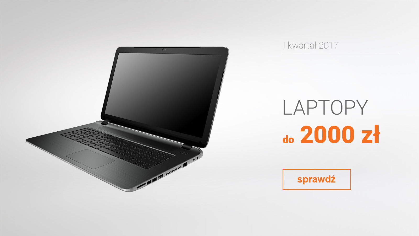 Laptopy do 2000 zł – I kwartał 2017