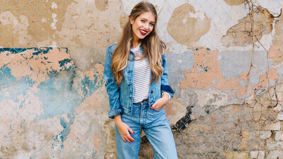 Modna kurtka jeansowa na jesień 2017 dla niej