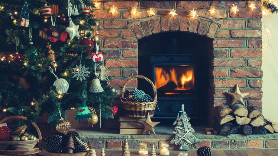 Ozdoby świąteczne w stylu retro