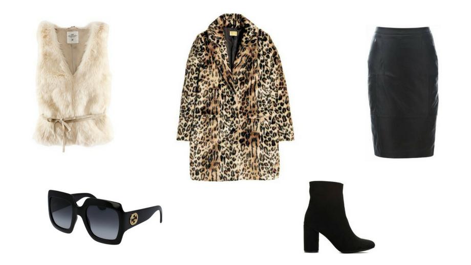 Wild vibes – jak modnie nosić futro i skórę?