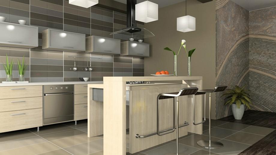 Wybieramy płytki do kuchni  Allegro pl -> Kuchnia Dąb Sonoma Jakie Kafelki