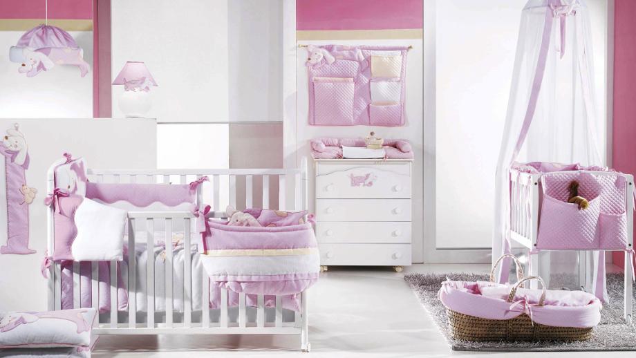 Kolory w pokoju dziecka poznaj ich znaczenie for Dormitorios bebe nina