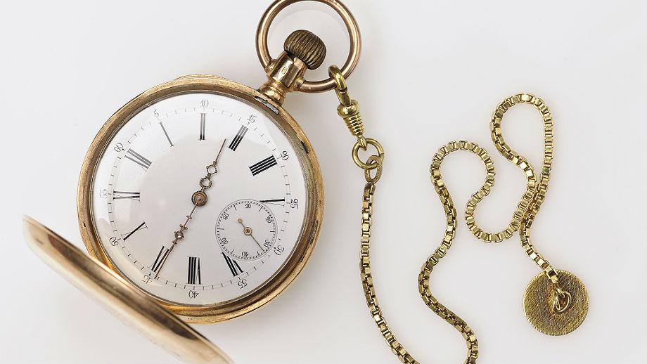 zegarek kieszonkowy � elegancki gadżet czy przeżytek