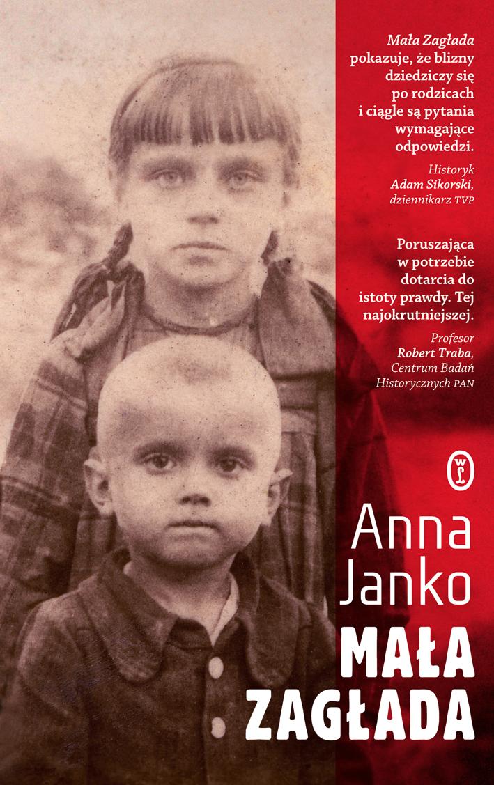 """""""Mała Zagłada"""" Anna Janko – recenzja"""