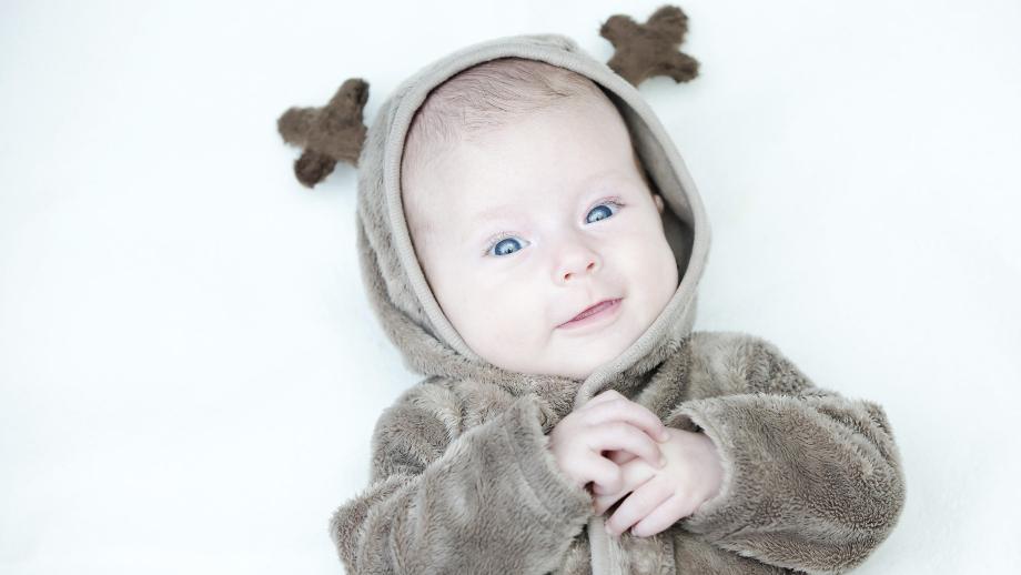 Mały renifer Stroje i kostiumy na zimę dla niemowląt i   -> Kuchnie Dla Dzieci Na Allegro