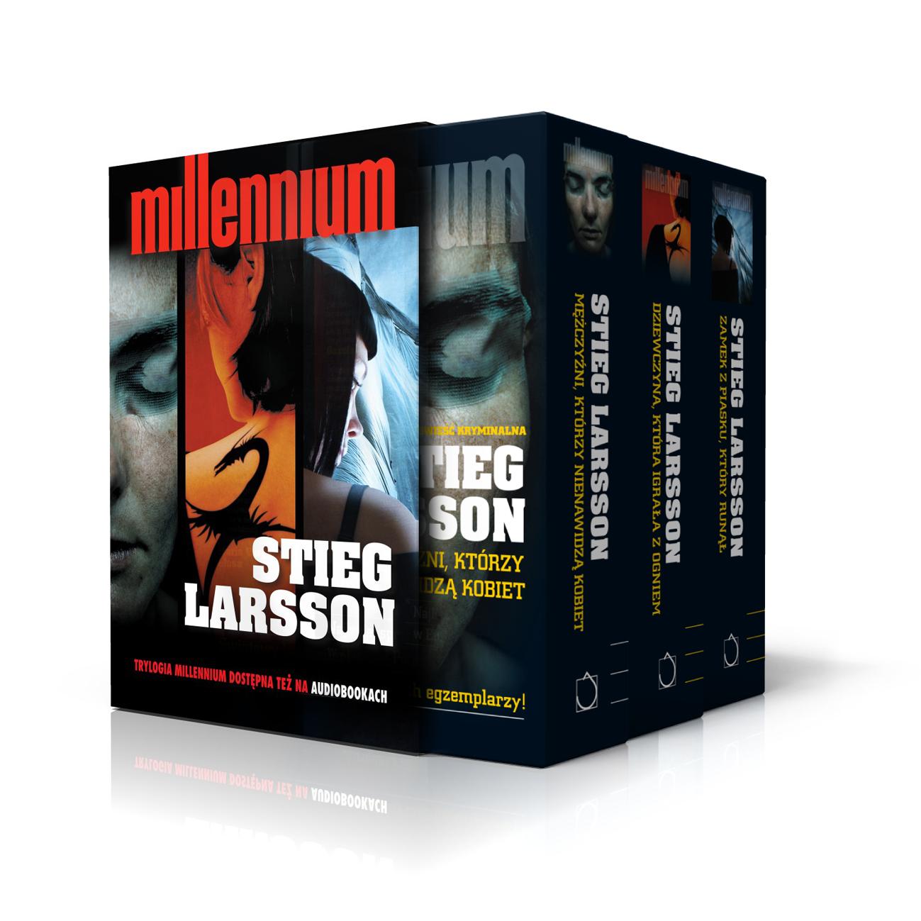 "Stieg Larsson, ""Millennium"" – recenzja"