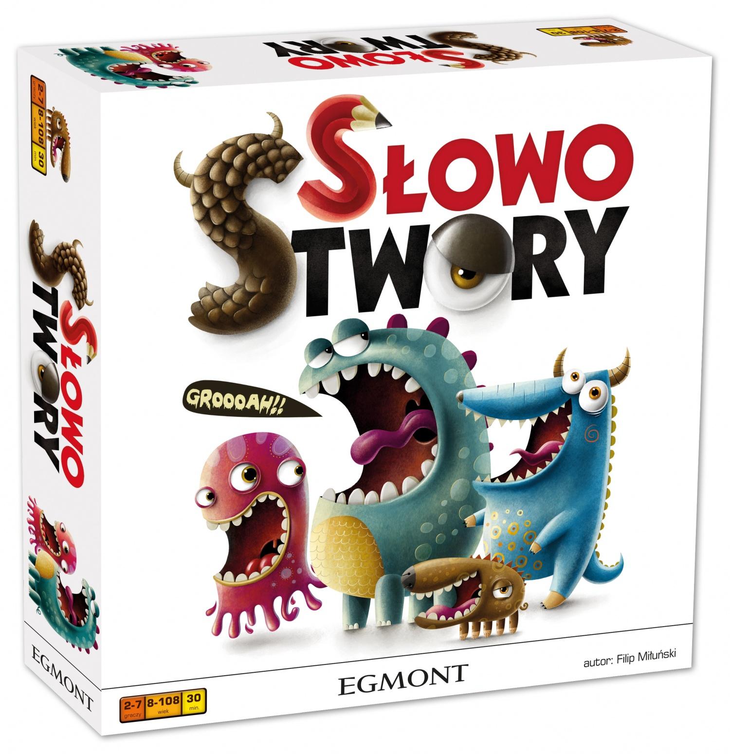 """""""SłowoStwory"""" – recenzja gry"""
