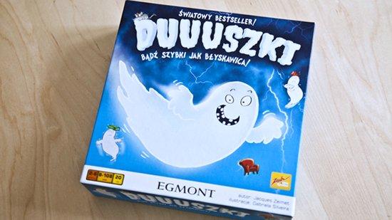 """""""Duuuszki"""" – recenzja gry"""