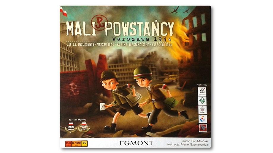 Mali Powstańcy. Warszawa 1944 – recenzja gry