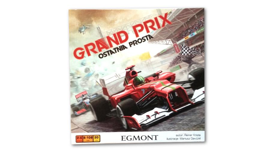 Grand Prix. Ostatnia prosta – recenzja gry