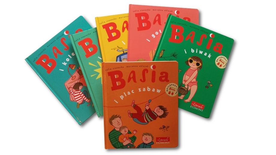 Poznaj Basię! – recenzja serii wydawniczej dla dzieci w wieku przedszkolnym