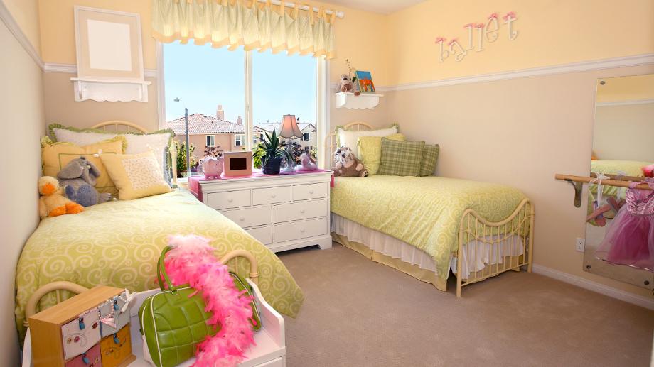 Pokój małej baletnicy