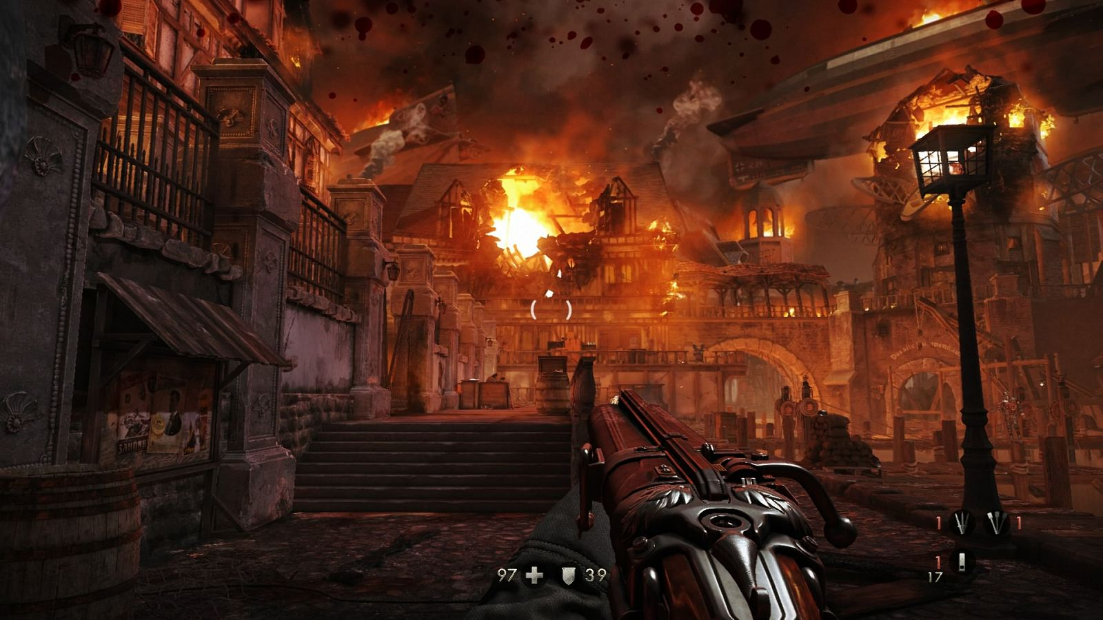 Recenzja Wolfenstein: The Old Blood