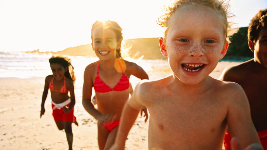 Jak ochronić skórę dziecka przed słońcem