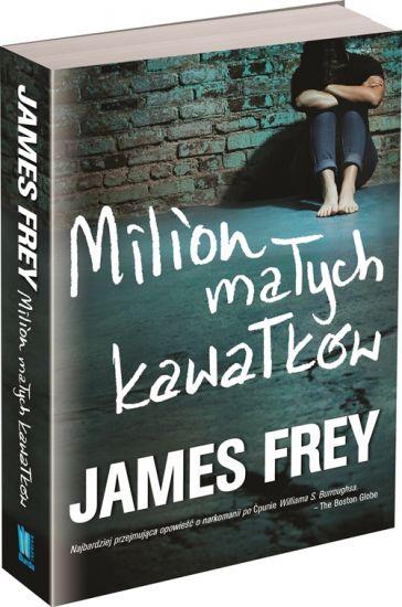 """""""Milion małych kawałków"""" James Frey – recenzja"""