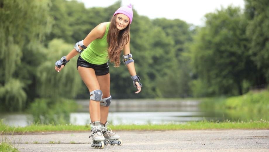 Czy jeżdząc na rolkach można schudnąć?