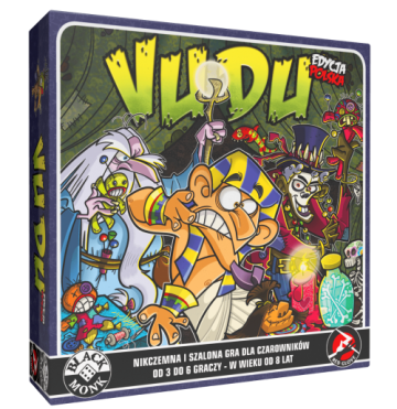 """""""Vudu"""" – recenzja gry"""