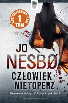 Jo Nesbø i cykl o Harrym Hole'u – od której części zacząć czytać?