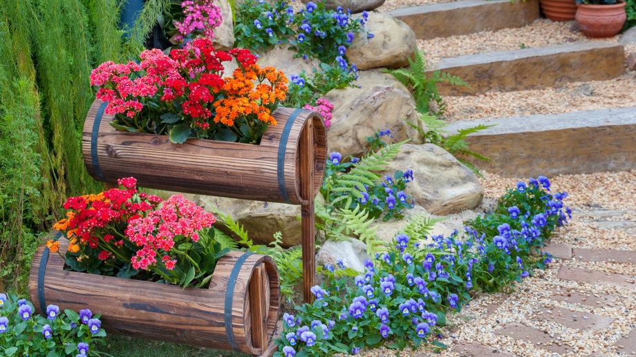 Dekoracje ogrodowe, które warto kupić