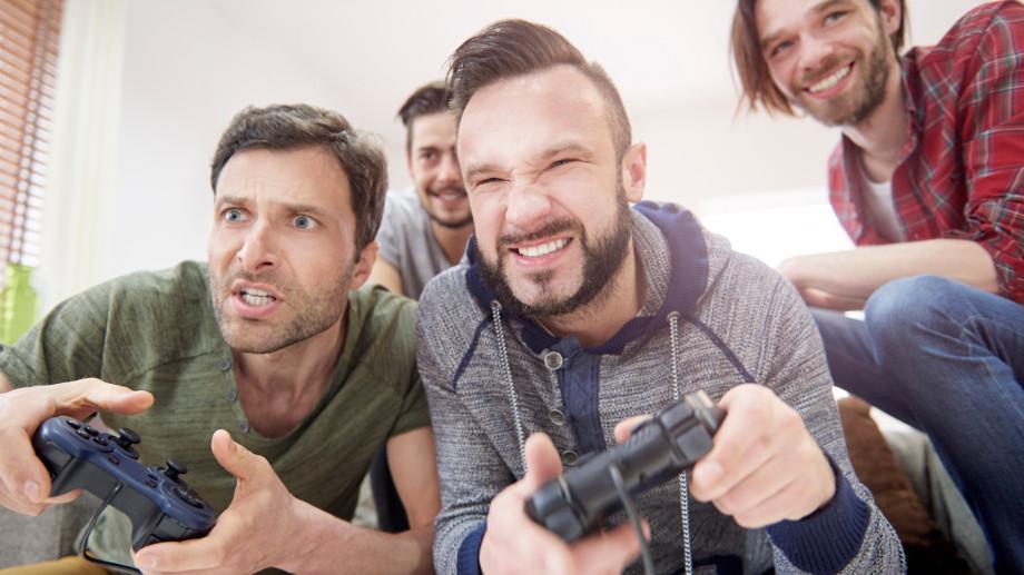 6 gier na konsolę na imprezę domową