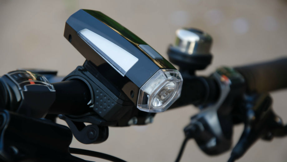 Lampy rowerowe z USB