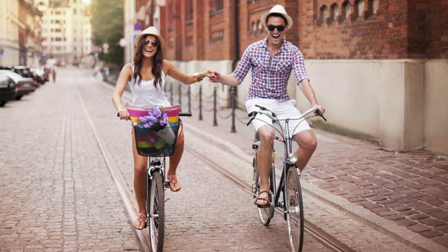 Rower miejski niezależnie od płci