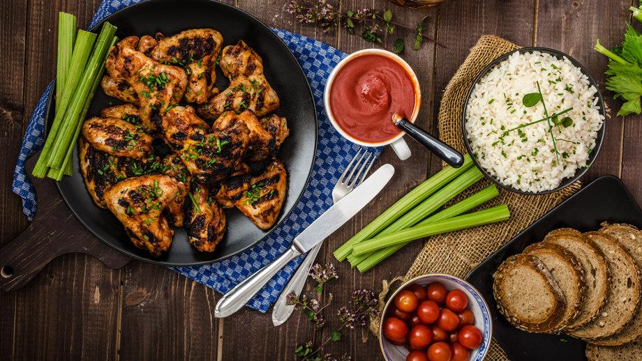 Przegląd sosów do potraw z grilla