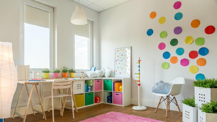 Najciekawsze naklejki cienne do pokoju dziecka przegl d for Babyzimmer einrichtungsideen
