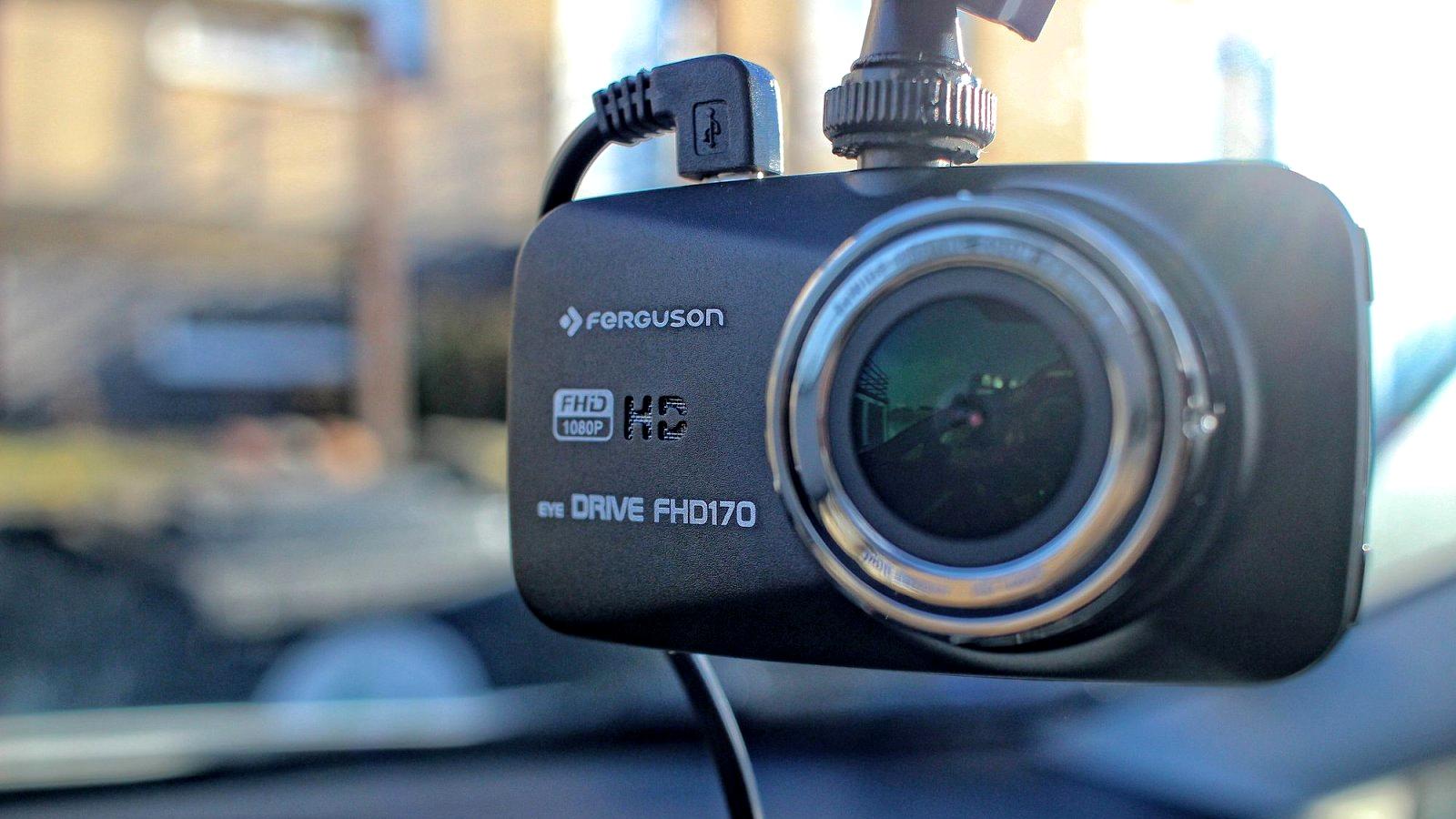 Rejestrator samochodowy Ferguson Eye Drive FHD 170 – test