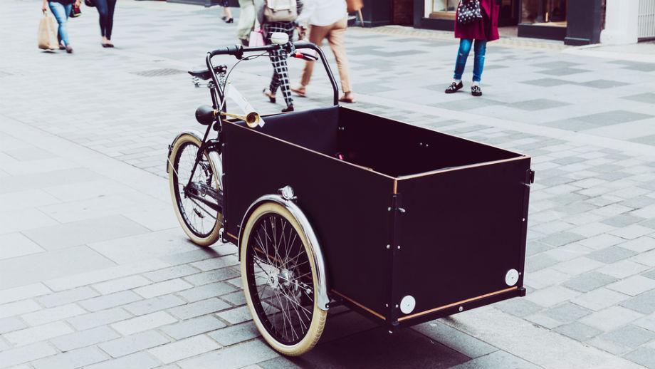 Rowerem na zakupy – rowerowe przyczepki towarowe
