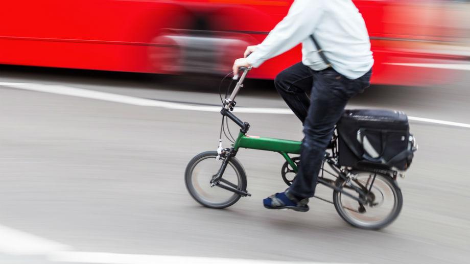 Najlepszy miejski przyjaciel – rower składany