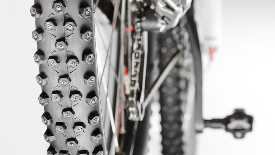 Zimowe opony rowerowe – przegląd